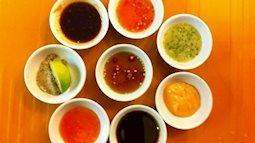 Những công thức pha nước chấm tuyệt ngon cho các món ăn ngày Tết