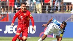 Quang Hải áp đảo 2 giải thưởng bình chọn Cầu thủ xuất sắc nhất và Bàn thắng đẹp nhất vòng bảng Asian Cup 2019
