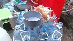 Cận Tết, cẩn trọng mua phải giấm ăn sản xuất bằng axít và nước lã