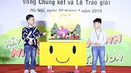 Vinh danh 30 ý tưởng xuất sắc nhất tại Vòng chung kết và Lễ trao giải Sân chơi Ý tưởng trẻ thơ lần thứ 11
