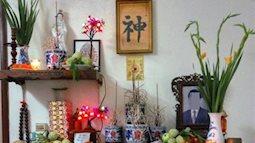 Không muốn tán gia bại sản thì đừng có cắm loại hoa này trên bàn thờ ngày Tết