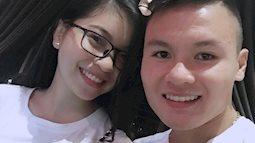 Quang Hải và bạn gái mới đây đã có hành động xóa tan tin đồn rạn nứt