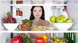 Bảo quản thực phẩm Tết đúng cách tránh gây hại cho sức khỏe các thành viên trong gia đình