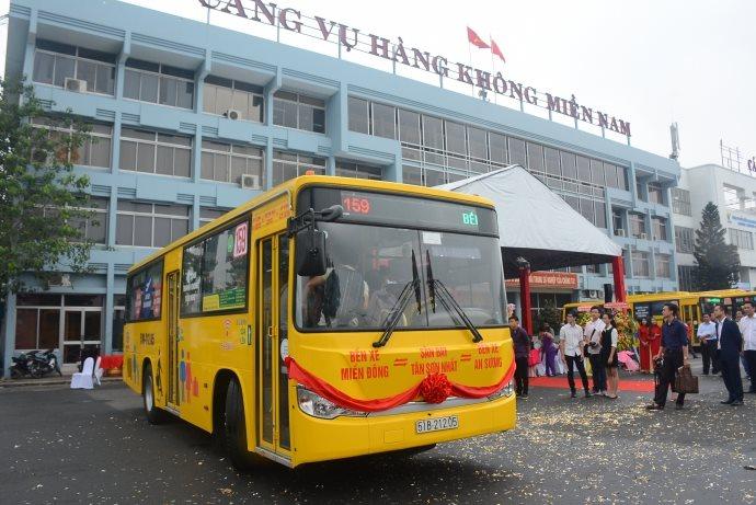 Đã có xe buýt '5 sao' từ sân bay Tân Sơn Nhất về Vũng Tàu