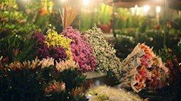 Rực rỡ sắc màu những chợ hoa thu hút du khách vào dịp Tết ở thủ đô