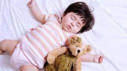 Trẻ ngủ trưa đủ giấc sẽ thông minh và có trí nhớ tốt hơn