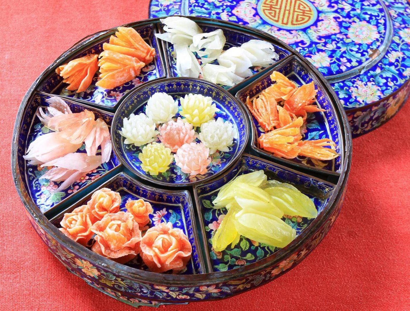 Cách lựa chọn các loại mứt, bánh kẹo an toàn cho Tết Kỷ Hợi