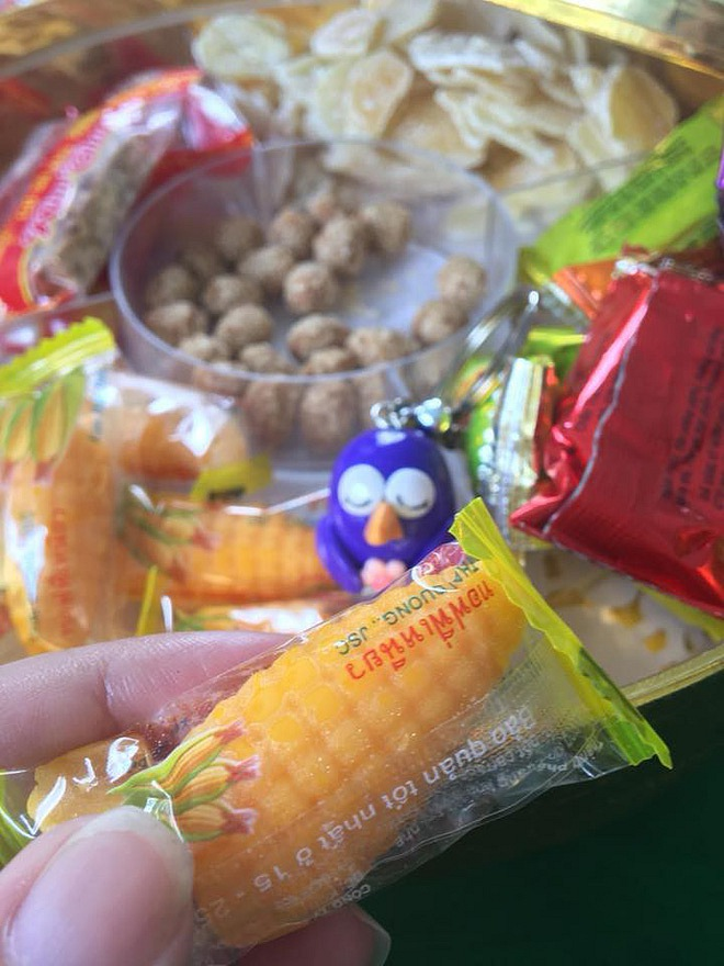 Gần Tết, 8X, 9X lại nhớ quay quắt những món bánh kẹo đặc trưng của một thời tuổi thơ dữ dội