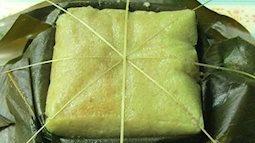 Rán bánh chưng theo cách này đảm bảo ăn ngon hơn sơn hào hải vị