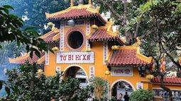 Những đền chùa linh thiêng nên đi cầu may đầu năm tại Hà Nội