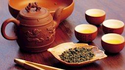Ngày xuân uống một chén trà