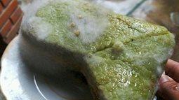 Cách xử lý khi bánh chưng gặp thời tiết ấm bị mốc – chua hay lại gạo