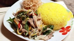 Thịt gà luộc dư thừa trong ngày Tết có thể biến tấu thành những món ăn chống ngấy sau