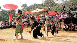 Lễ hội Tết nhảy của người Dao