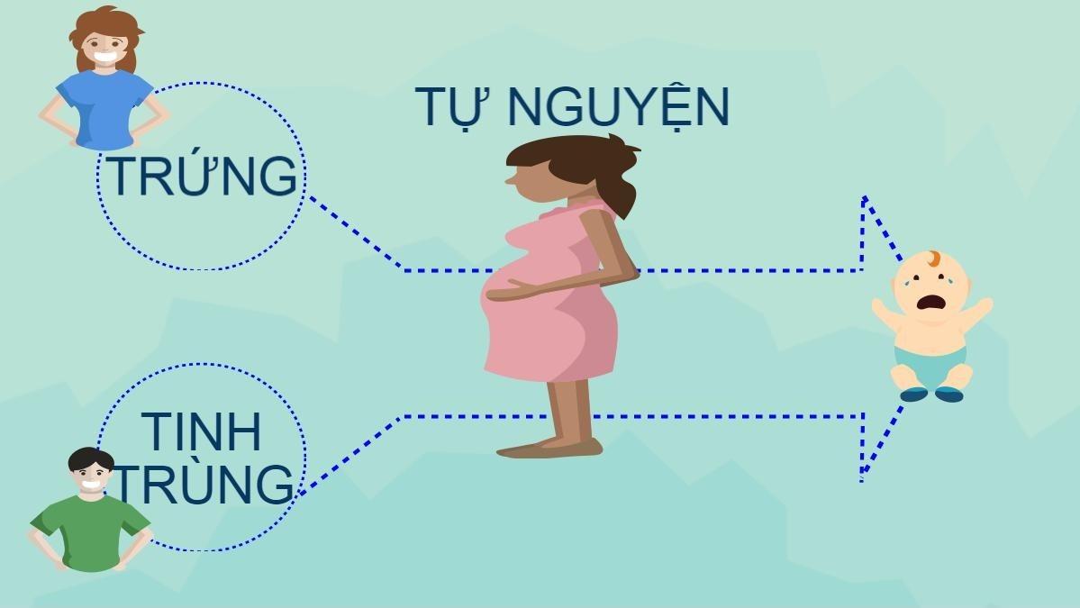 Những quy định mới về mang thai hộ vừa được Bộ Y tế ban hành
