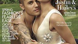 """Vợ chồng Justin Bieber khẳng định không """"ăn cơm trước kẻng"""""""