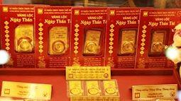 Trước ngày vía Thần Tài, giá vàng tăng vọt