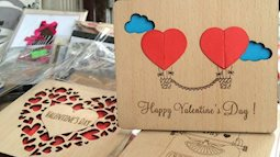 Valentine nên tặng gì cho bạn gái mới quen?