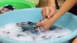 Bí quyết giặt quần áo khô nhanh ngay khi trời mưa phùn