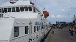 Du xuân từ Vũng Tàu ra Côn Đảo bằng tàu chỉ còn 3 giờ đồng hồ