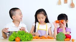Làm gì để giúp bé có hệ tiêu hóa khỏe mạnh?