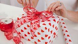 Quà Valentine cho chàng bất ngờ dựa vào thời gian yêu nhau