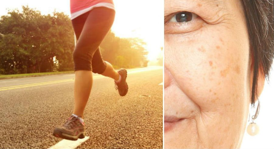 5 lý do bất ngờ khiến da mặt bạn chảy xệ sớm, trong đó có chạy bộ