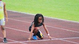 Xôn xao chuyện cậu bé 7 tuổi chạy nhanh nhất thế giới