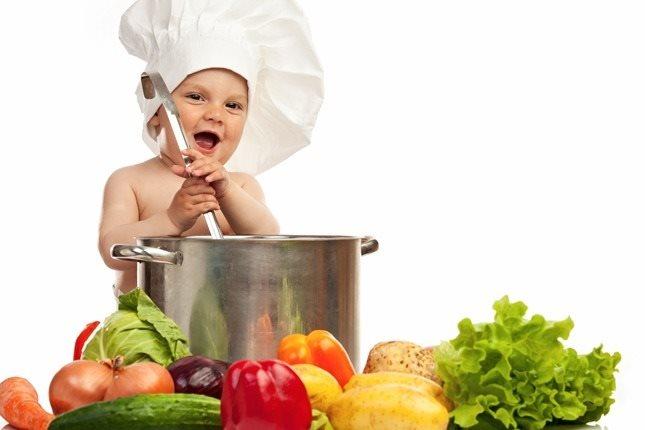 Chế độ dinh dưỡng tối ưu cho trẻ trong thời điểm giao mùa