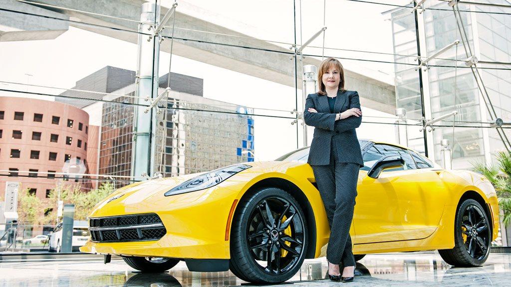 Ngỡ ngàng trước bí quyết thành công vô cùng đơn giản của CEO General Motors
