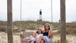 Bài học về hạnh phúc gia đình của bà mẹ đơn thân