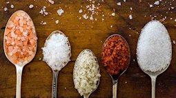 Loại muối nào tốt cho sức khỏe hơn?