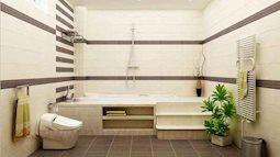 Để nhà tắm luôn sạch sẽ thơm tho như khách sạn 5 sao hãy làm những điều sau