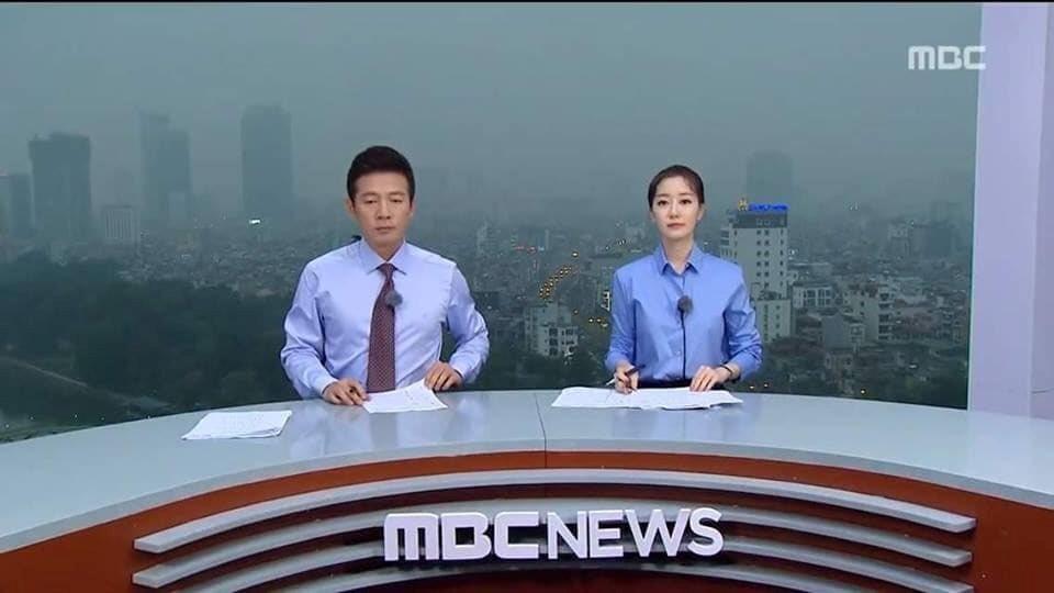 Đưa tin Hội nghị thượng đỉnh Mỹ - Triều Tiên: Truyền hình quốc tế dựng trường quay trên nóc khách sạn như thế nào?
