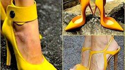 Mách bạn chọn giày với quần áo để trở nên sang chảnh