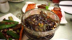 """Món tôm được cho là """"độc ác và tàn nhẫn"""" nhất của giới sành ăn Trung Quốc"""