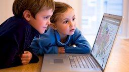 Những hậu quả nghiêm trọng khi cho trẻ tiếp xúc Internet sớm