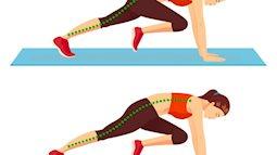 Giảm béo bụng, săn chắc vòng eo hiệu quả với 5 bài tập đơn giản