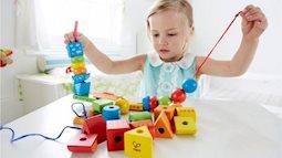 5 trò chơi giúp bé phát triển kỹ năng vận động tinh