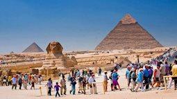 Khuyến cáo khách đi Ai Cập cần đặc biệt lưu ý vấn đề này