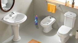 6 mẹo giúp nhà vệ sinh sạch sẽ và thơm nức mũi