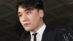 Seungri – em út của nhóm Big Bang, chính thức thành nghi phạm môi giới mại dâm