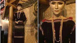 Tượng sáp Hoa hậu H'Hen Niê bị chê dữ dằn, đáng sợ