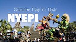 Toàn đảo Bali đóng cửa, cúp điện, cắt internet nguyên ngày để người dân thiền định