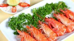 Nạp năng lượng giữa tuần với mân cơm hải sản thịnh soạn