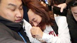 Ca sĩ trong nhóm chat sex cùng Seungri (Big Bang) bị đánh, giật tóc ở sân bay Hàn Quốc