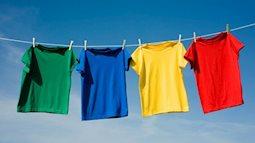 Cách làm khô quần áo cấp tốc chưa đầy 5 phút