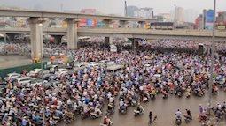 Cấm xe máy ở Hà Nội gây xôn xao dư luận