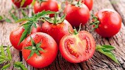 Ăn cà chua kiểu này có ngày rước bệnh vào người
