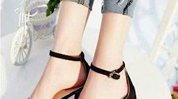 Quy tắc chọn giày cao gót mà nàng nào cũng nên biết
